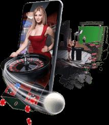 speel live casino met ideal
